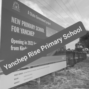 Yanchep's new school gets a name