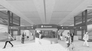 Bayswater station design changed after community feedback